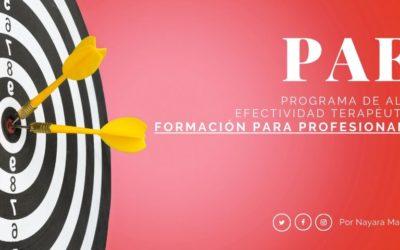 PAE EP para profesionales: Formación online-directo en mi método para la Eyaculación Precoz